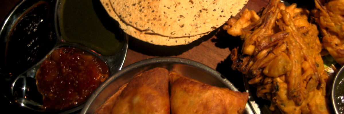 Our popular thalis that let you taste several things at once!